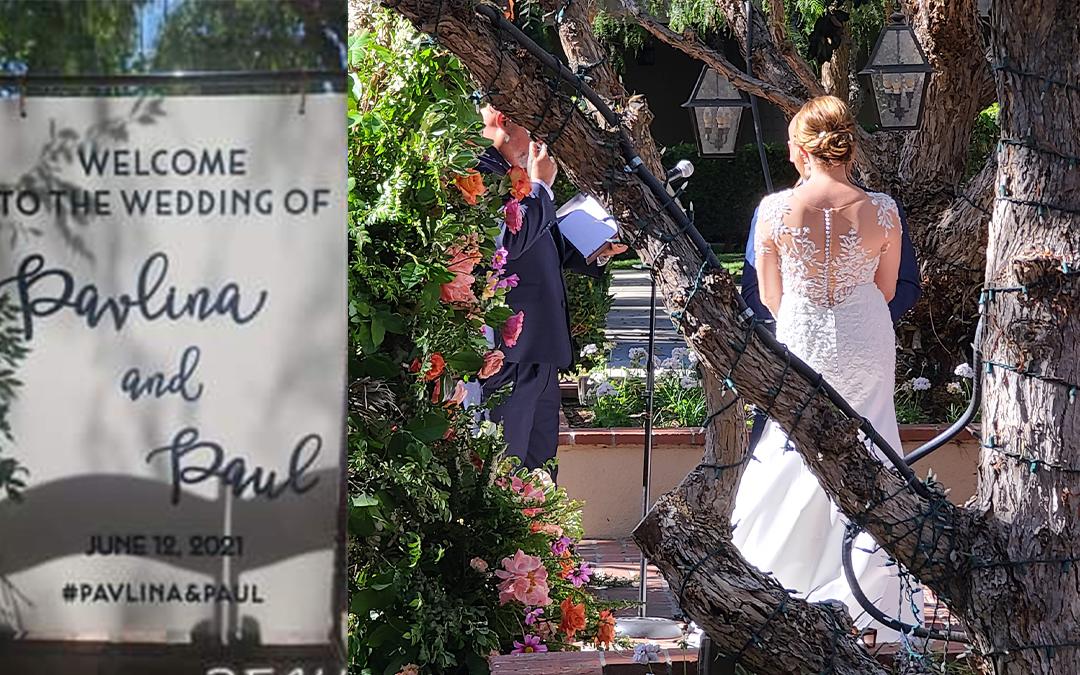 A Red Carpet Affair – A Starlit Wedding